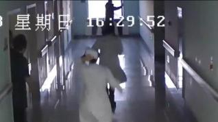 Reacción in extremis de una enfermera para evitar el suicidio de un paciente