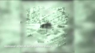 Aviones israelíes bombardean posiciones iraníes en suelo sirio