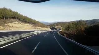 Otro vehículo cazado en dirección contraria en el Monrepós