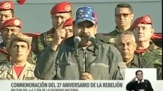"""Maduro, a Sánchez: """"El Gobierno cobarde de España ha tomado una decisión nefasta"""""""