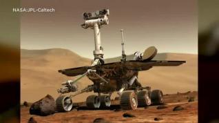 La NASA da por muerto a Opportunity, el robot que cambió la visión de Marte