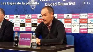 """Víctor Fernández, preocupado por Soro """"y otro más"""""""