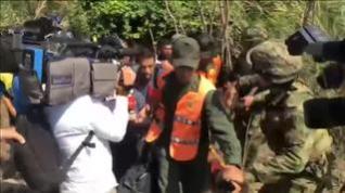 Más de 250 militares venezolanos abandonan el país