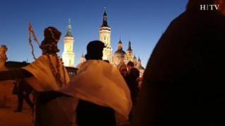 Pasacalles aragonés en el Carnaval zaragozano