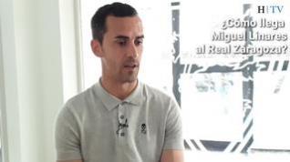 """Miguel Linares: """"Vengo con la ilusión de un juvenil, como si debutara"""""""
