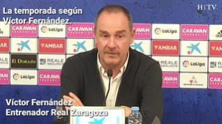 """Víctor Fernández: """"Para alcanzar objetivos hay que ser fuertes en casa"""""""