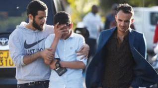 Desconsuelo entre los familiares de los fallecidos en el accidente aéreo en Etiopía