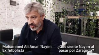 """Nayim: """"Podemos ganar, perder o empatar, pero con Víctor el Zaragoza compite"""""""