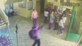 Así fue la masacre en la escuela de Brasil en la que murieron 10 personas