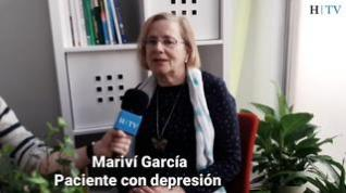 Así salió Mariví García de una depresión