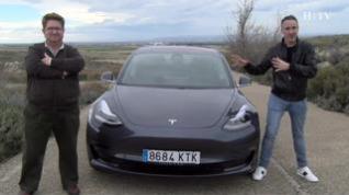 Tesla Model 3, el rival a batir