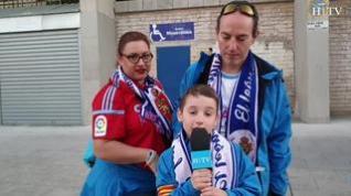 """""""El Real Zaragoza va a ganar porque somos un equipo excelente"""""""
