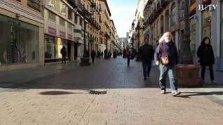De compras por la calle de Alfonso I, ¿comercio tradicional o franquicia?