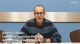 Chuletón y anchoas de Santoña en una factura de FCC al Ayuntamiento de Zaragoza