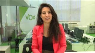 """La líder de Vox en Madrid: """"Yo también votaba al PP y se deja igual que la droga"""""""