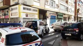 Operación de la Guardia Civil en el barrio de Las Fuentes de Zaragoza