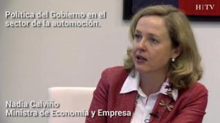 Entrevista a la ministra de Economía y Empresa, Nadia Calviño