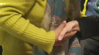 Una familia pakistaní llega a Zaragoza huyendo de la discriminación religiosa