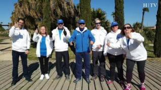 El reto de hacer el Camino de Santiago con diabetes