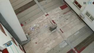 Una bebé, extremadamente grave al caer de un quinto piso en Las Delicias