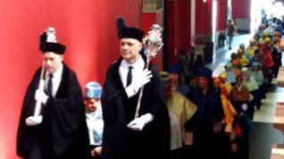 La Universidad de Zaragoza celebra su patrón, San Braulio