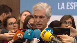 """Adolfo Suárez Illana pone de manifiesto su """"vocación de servicio"""""""
