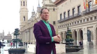 El programa de viajes de Michael Portillo se baja del tren en Zaragoza