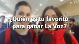 Un policía aragonés a las puertas de ganar 'La Voz'