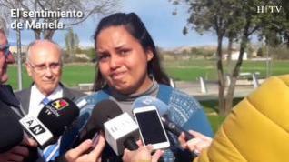 """La madre de Naiara asegura que la niña """"nunca fue maltratada"""""""
