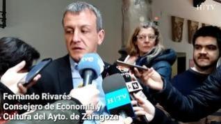 """Fernando Rivarés: """"Son dos ceses normales"""""""