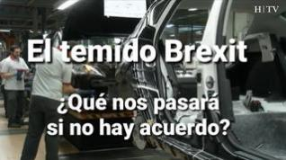¿Cómo nos afectará un 'brexit' sin acuerdo?