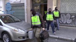Desarticulada la infraestructura de comunicación del Ejército de Liberación Nacional en Madrid