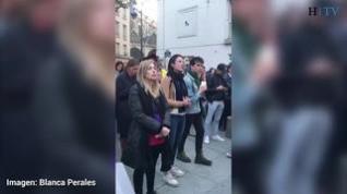 Las calles de París se congelan tras el incendio de Notre Dame