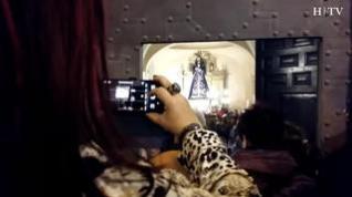 La lluvia obliga a suspender varias procesiones del Lunes Santo en Zaragoza