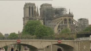 Incendio Notre Dame de París: toca evaluar los daños