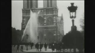 Las otras intervenciones de los bomberos en Notre Dame