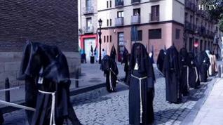 Las campanas de las Esclavas marcan el sonido del Sábado Santo
