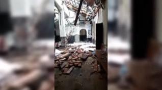 Una cadena de explosiones deja cientos de víctimas en Sri Lanka