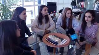 Las jóvenes zaragozanas que quieren cambiar la mentalidad sobre las enfermedad raras