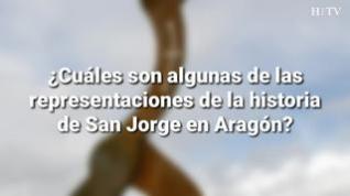 5 imágenes que nos recuerdan la historia de San Jorge