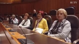 Visitas a las Cortes guiadas por los diputados y talleres para niños para celebrar el Día de Aragón
