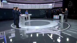 Debate electoral a cuatro