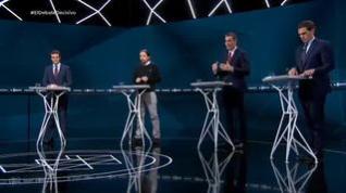 Último debate electoral