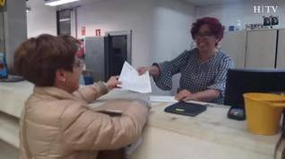 Las oficinas de Correos amplían su horario para votar por correo