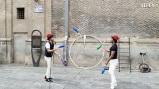 Zaragoza se llena de circo este mayo