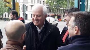 Elecciones Generales: Un día de campaña con Eloy Suárez, candidato del PP