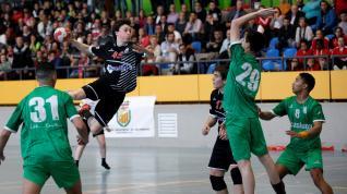 Balonmano. Campeonato Aragón Cadete Masculino