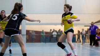 Balonmano. Campeonato de Aragón Femenino.