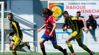 Fútbol. DH Infantil- Montecarlo vs. Balsas.