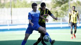 Fútbol. LNJ- Helios vs. Balsas.